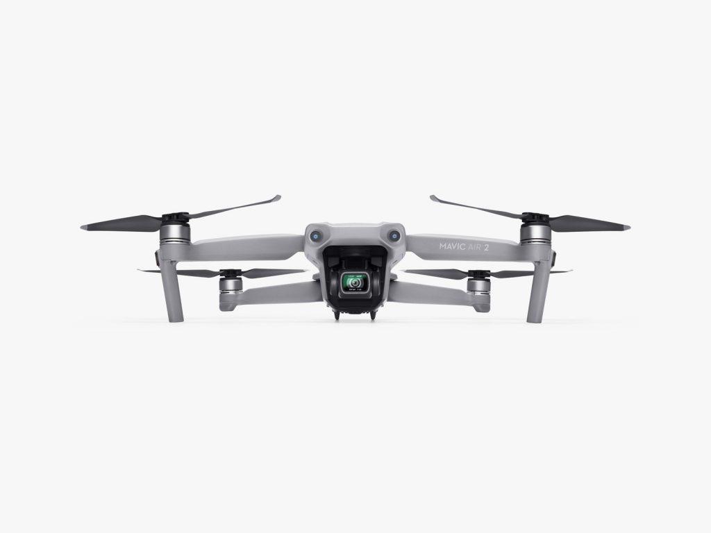 DJI's New Mavic Air 2 یک هواپیما ی بدون سرنشین منعطف و بلند پرواز است