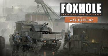 Foxhole یکی از بهترین بازی های داستانی فولک است که تاکنون تماشا کرده ام نیرو
