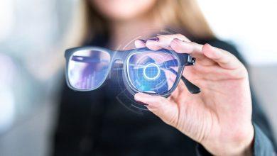 عینك هوشمند AR اپل augmented reality