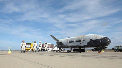 پرتاب فضاپیمای آزمایشی X-37B سازمان نیروی هوایی آمریکا به مدار زمین
