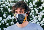 کشف بهترین مواد برای ساخت ماسک در خانه پارچه های چند لایه پیشگیری از ویروس کرونا