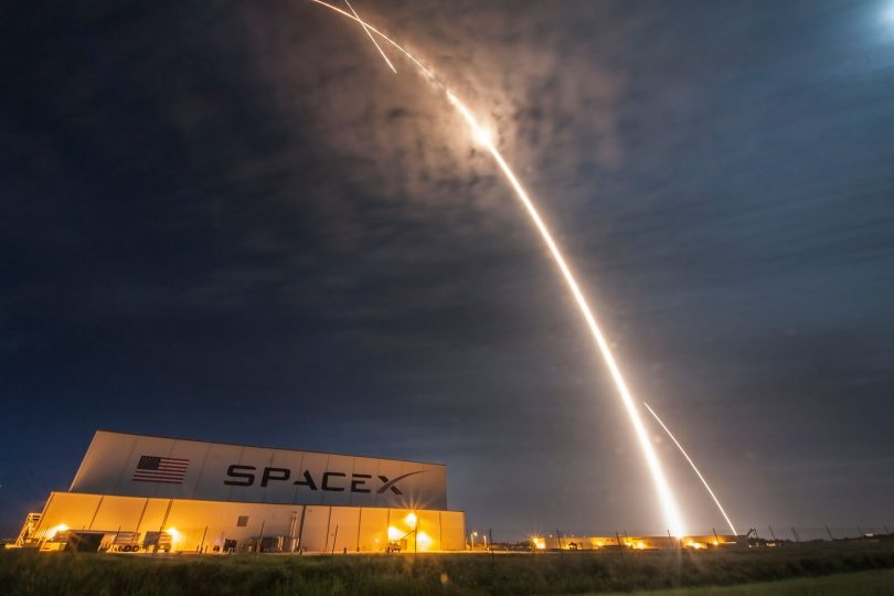 نحوه فیلمبرداری از پرتاب موشک توسط ناسا