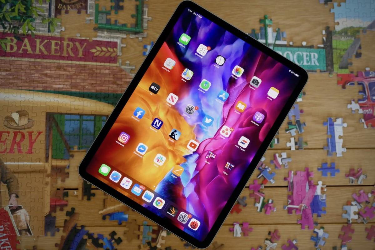 iPad Pro 2021 فناوری 5G و mini-LED را به ارمغان می آورد