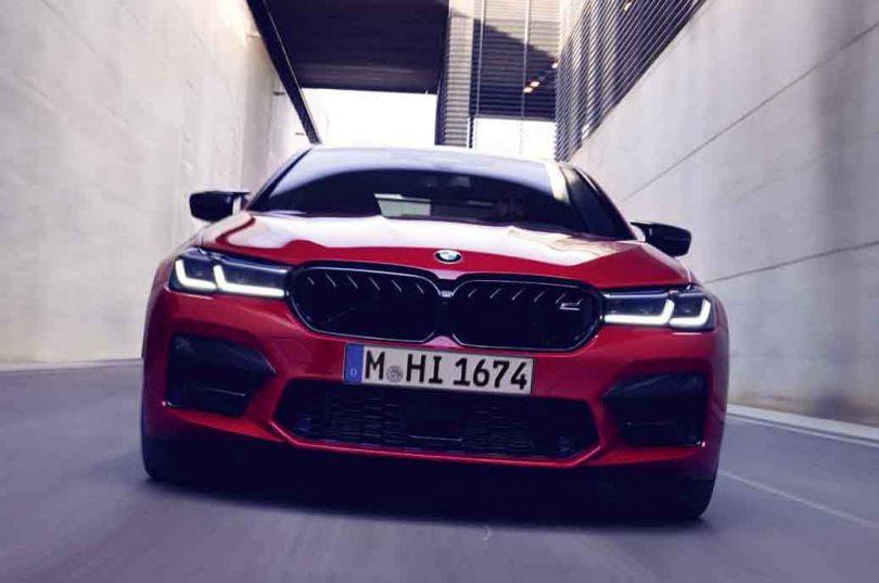 شرکت BMW اطلاعات ورژن جدید 2021 مدل M5 را فاش کرد