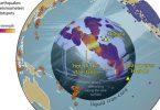 کشف ساختارهای غیر منتظره در نزدیکی هسته زمین