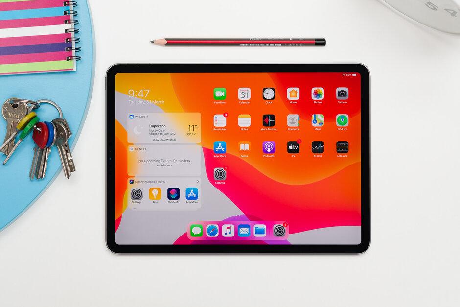 تصویر از iPad Pro 2021 با فناوری 5G و mini LED به بازار عرضه می گردد