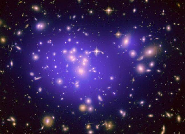 تشخیص هزاران کهکشان کم نور با بررسی انرژی تاریک