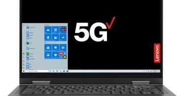 Lenovo Flex 5G اولین لپ تاپ 5G است که می توانید خریداری کنید