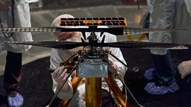 ناسا اولین هلیکوپتر رباتیک مریخ نورد خود را در تابستان به فضا خواهد فرستاد