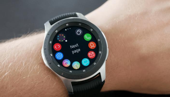 تصویر از Samsung Galaxy Watch 3 با قابلیت پشتیبانی از حرکات دست و تشخیص سقوط