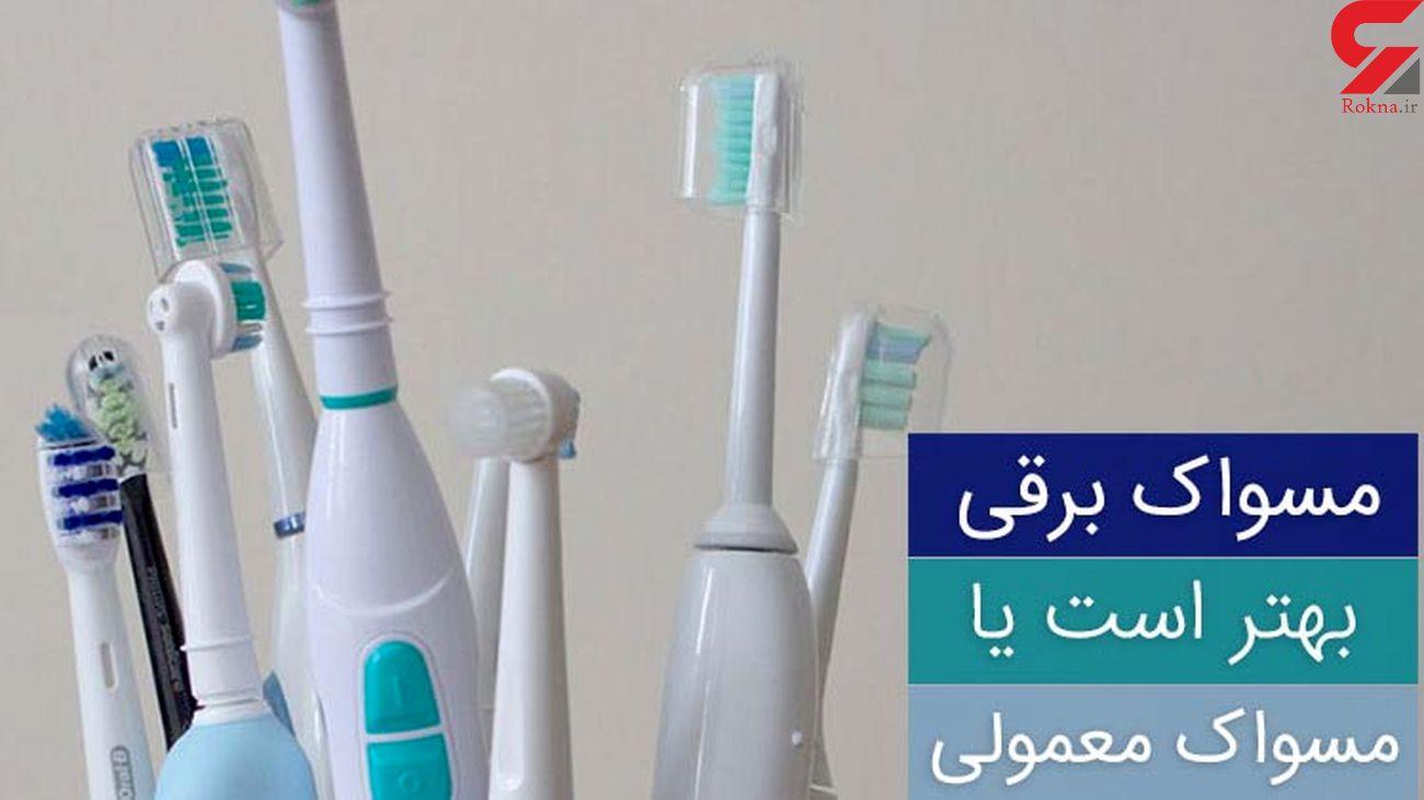 لثه-دندان-معرفی بهترین مسواک برقی 2020: Quip،Colgate، Sonicare