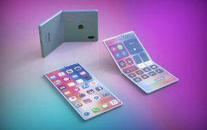 اپل در فکر ساخت نمایشگر تاشو با الهام از تکنیک نجاری است