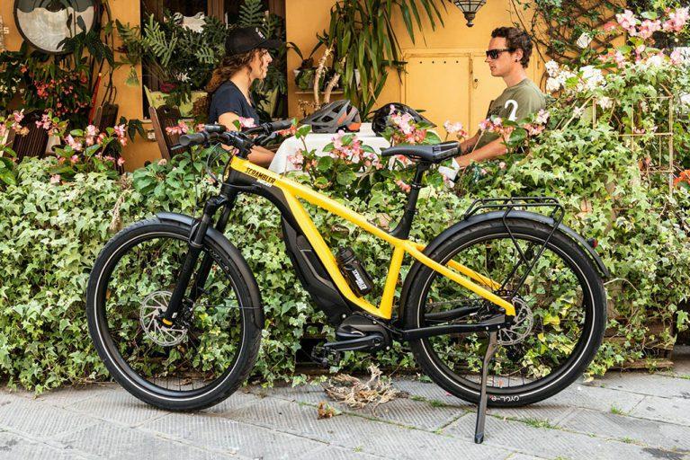 دوچرخههای الکتریکی دوکاتی اسکرمبلر جایگزین مناسب خودرو های درون شهری