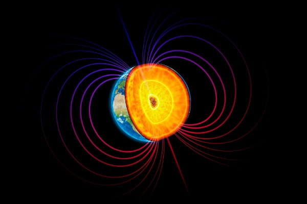 میدان مغناطیسی زمین ۱۰ برابر سریعتر از آنچه قبلا تصور میشد تغییر میکند