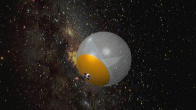 کهکشان راه شیری-بالون-پرتاب بزرگترین تلسکوب ناسا با نام ASTHROS به وسیله بالن جو زمین