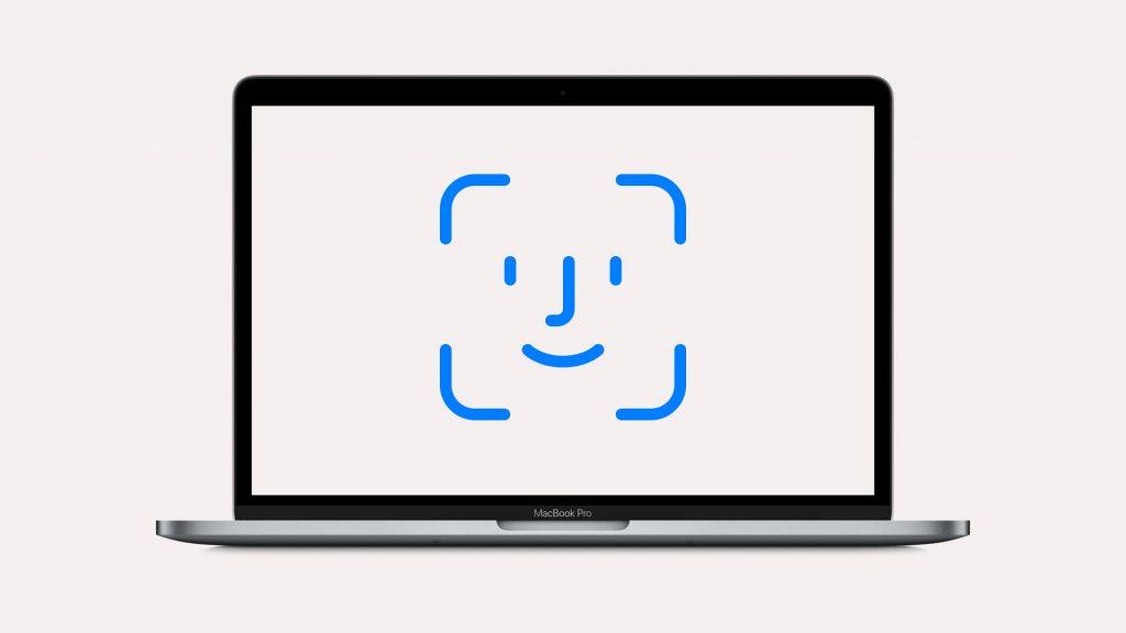 سیستم عامل MacOS Big Sur اپل در تلاش است تا سیستم تشخیص چهره FaceID را به رایانه بیاورد