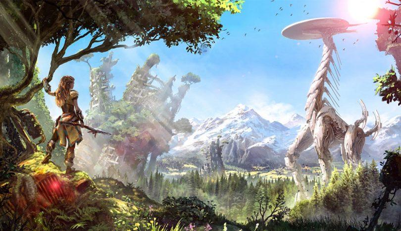 بازی Horizon Zero Dawn 2 برای PlayStation 5