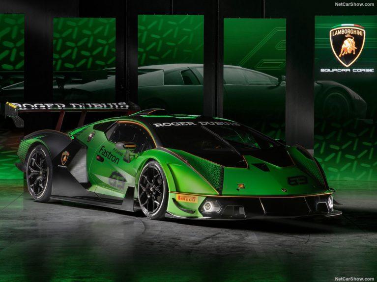 لامبورگینی اسنزا SCV12 اسپورت ترین خودرو جهان