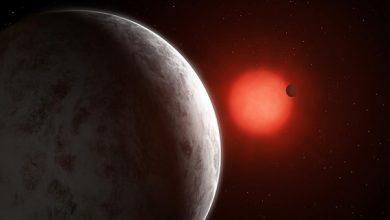 ابرزمین با ویژگیهای قابل توجه مشابه سیاره زمین در فاصله ۱۱ سال نوری کشف شدGliese 887