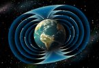 تغییر میدان مغناطیسی زمین ازقطب شمال به قطب جنوب در هاله ای از ابهام