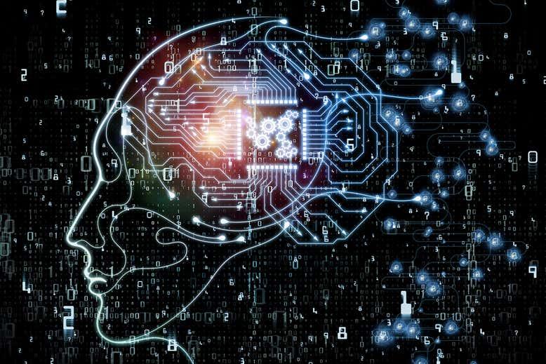 هوش مصنوعی مغز-شبکه عصبی-مغز مصنوعی-ساخت هوش مصنوعی بصورت تراشه در مغز انسان که توانایی خواندن دارد