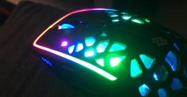 ماوس Zephyr اولین ماوس فن دار برای گیمرهای حرفه ای