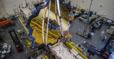 اعلام تاریخ راه اندازی تلسکوپ فضایی جیمز وب توسط ناسا