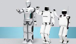 ربات های انسان نما در دنیا؛از سوفیا ی ژاپنی تا سورنا ی ایرانی