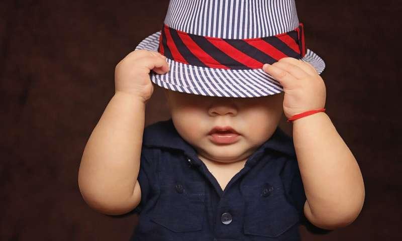 درک آگاهی کودکان نوپا از عدم اطمینان خودشان