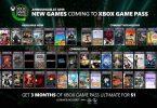 مایکروسافت و معرفی بهترین بازی های ایکس باکس Xbox Game Pass که به تازگی منتشر شده اند