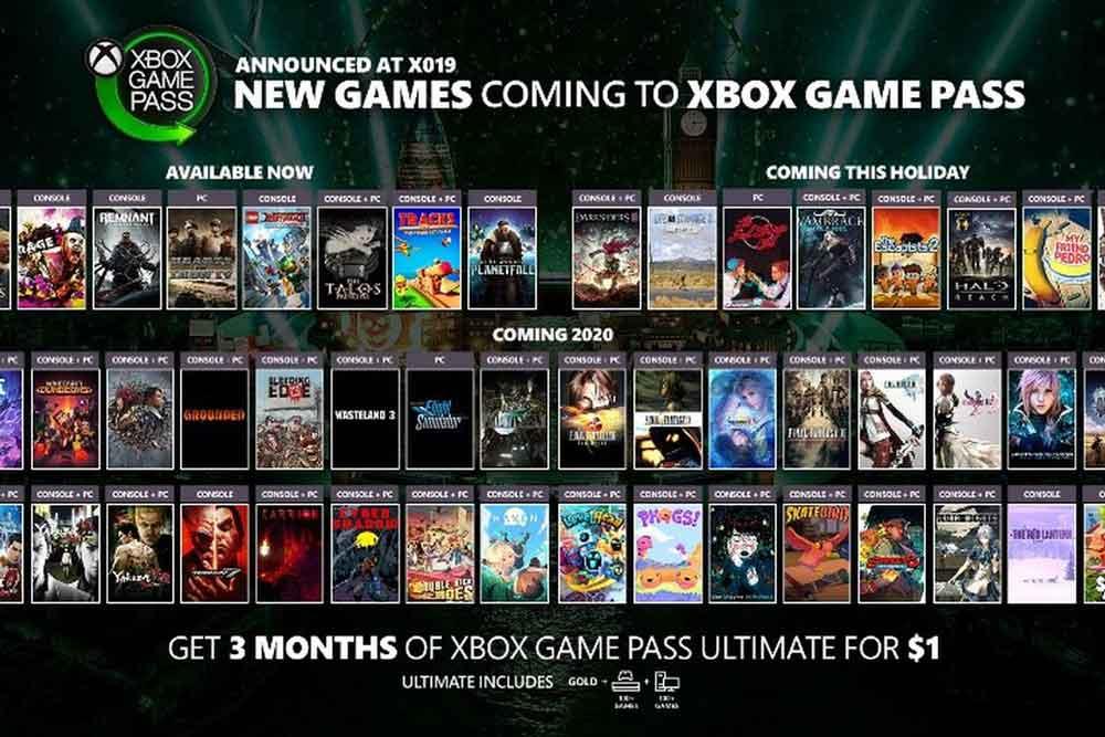 تصویر از معرفی بهترین بازی های Xbox Game Pass که به تازگی منتشر شده اند