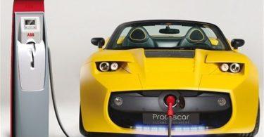 آینده بهتر خودروهای الکتریکی با شارژ بی سیم
