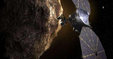 تروا-سیارات بین مشتری و مریخ-فضا پیمای لوسی-ناسا-ماموریت فضاپیمای Lucy(لوسی) برای کشف سیارک های تروا