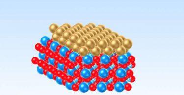 لمس طلا، کریستال های الکتریکی را با سرعت جابه جا می کند