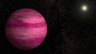 ستاره شناسان-ناسا سیاره ای صورتی به نام GJ 504b کشف کرد که تئوری ها را به چالش کشید