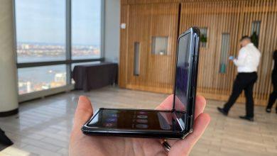 سامسونگ از جدیدترین گوشی تاشو خود به نام Galaxy Z Flip رونمایی کرد