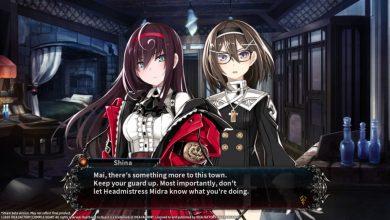بازی Death end re;Quest 2 برای کامپیوتر و پلی استیشن 4