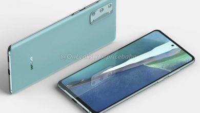 مشخصات و رندر های گوشی سامسونگ Galaxy S20 FE افشا شد