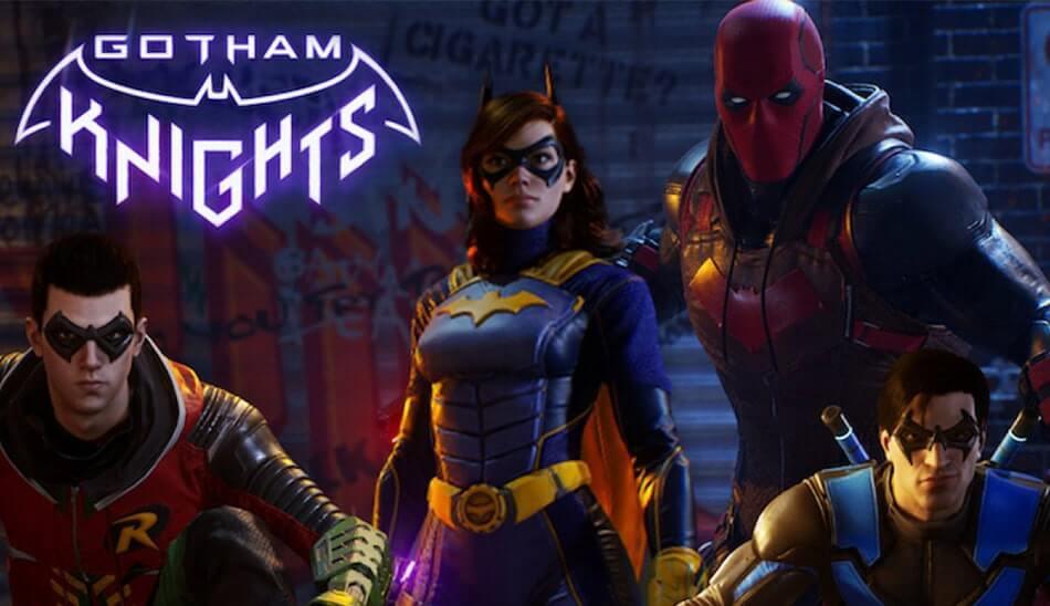تصویر از بازی Gotham Knights به زودی عرضه می شود