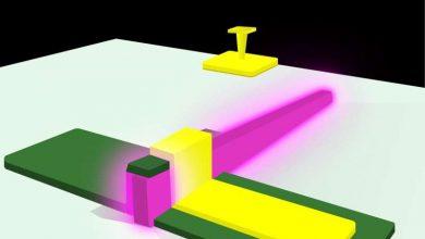 ساخت LED میکروسکوپی با توان بیشتر و قابلیت تبدیل شدن به لیزر