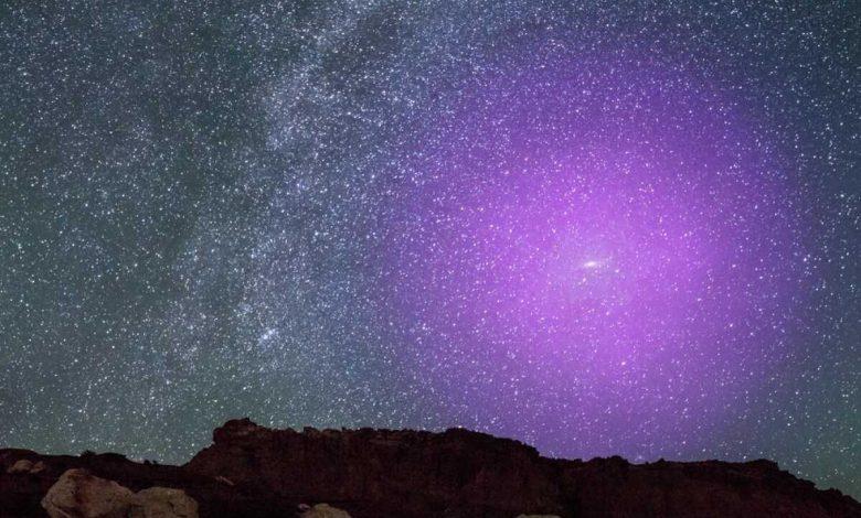 هاله گازی کهکشان آندرومدا در حال وارد شدن به کهکشان راه شیری است