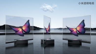 شیائومی با تولید نخستین تلویزیون شفاف جهان Mi TV Lux Transparent Edition ، هنر برتر را هدف گرفته است
