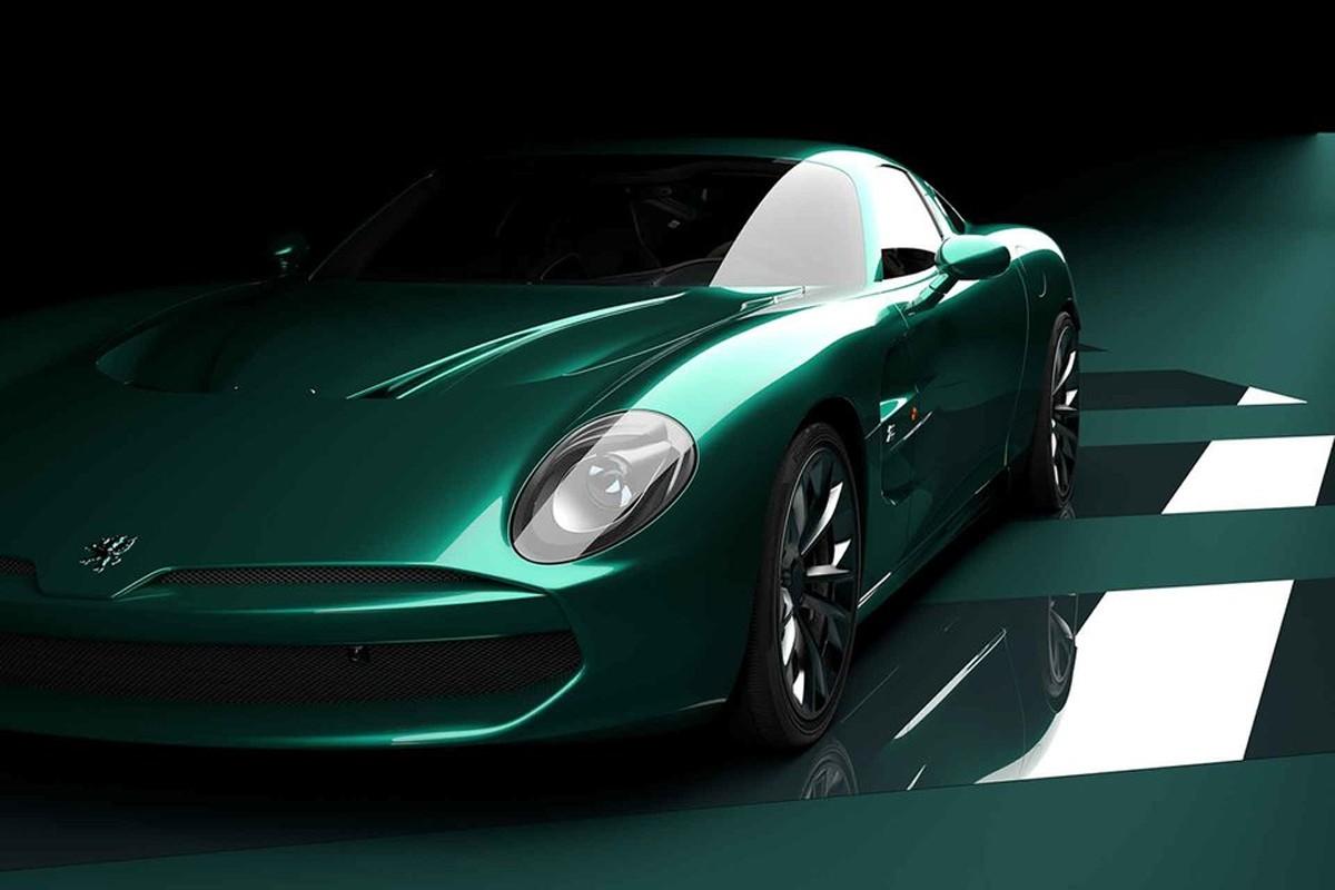 تصویر از ایزو ریولتا GTZ محصول اسپورت شرکت زاگاتو
