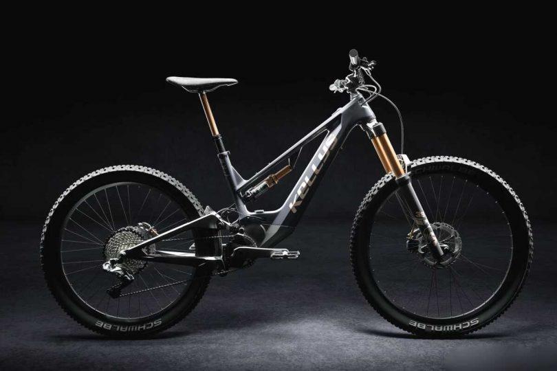 دوچرخه کوهستان Theos F دو برابر با دوام تر از carbon fiber
