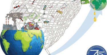 استفاده از اسید جامد برای کاهش دی اکسید کربن و تجزیه ضایعات پلاستیکی