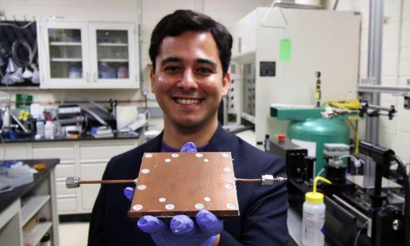 روش جدید انتقال گرما با دیود حرارتی برای خنک کردن سرورها و هواپیما