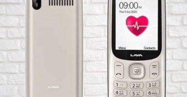 ضربان قلب-فشار خون-گوشی Lava Pulse اولین گوشی 2G اقتصادی هند برای سلامت