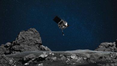 فضاپیمای OSIRIS-REx ناسا آماده است تا سیارک بنو را لمس کرده و نمونه ای از آن را بگیرد فضاپیما