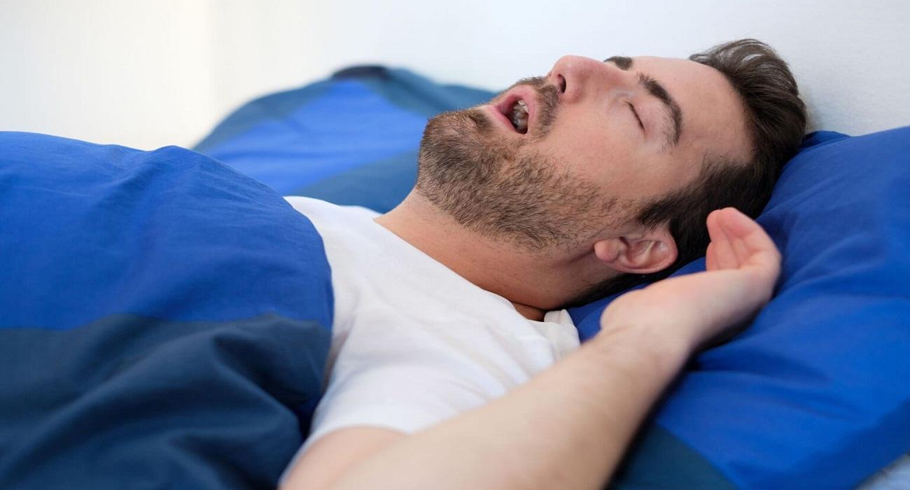تصویر از 4 نشانه ای که ممکن است نشان دهد دچار آپنه انسدادی خواب هستید