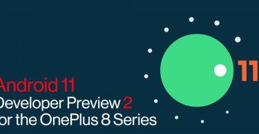 به روز رسانی اندروید 11 نسخه آزمایشی OnePlus 8 و 8 Pro توسط وان پلاس